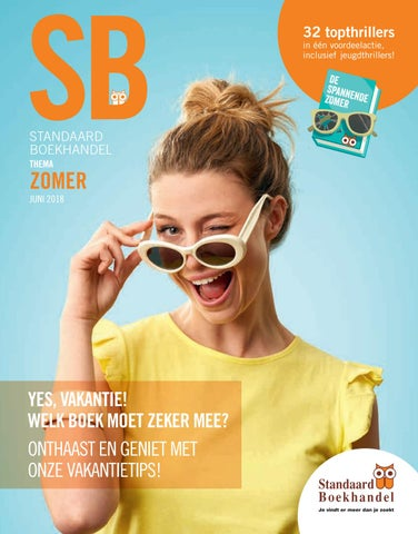 Sb Themanummer 03 Zomer By Standaard Boekhandel Issuu