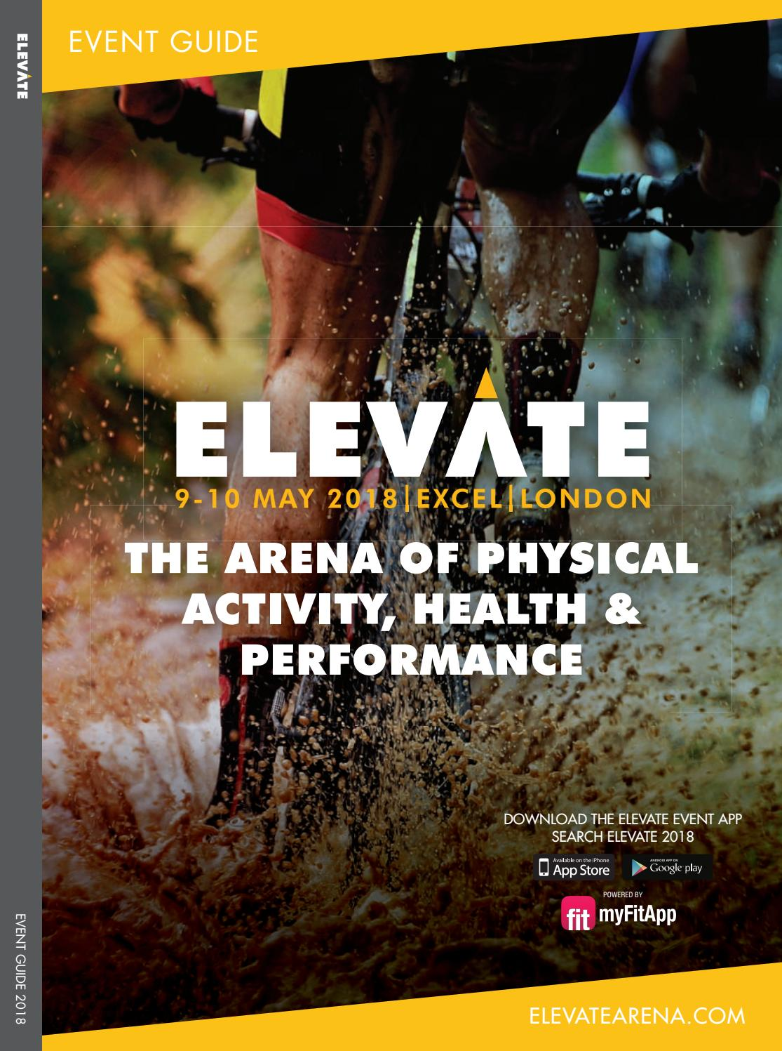 Elevate 2018 Event Guide by Quartz Business Media - issuu