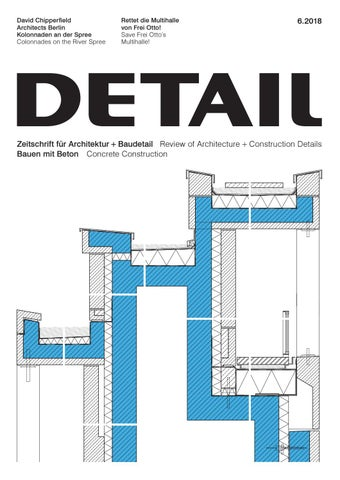 Detail 5 2018 Fassade Facades By Detail Issuu
