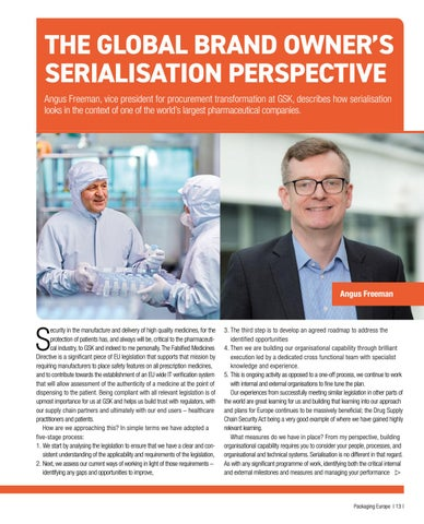 Page 15 of THE GLOBAL BRAND OWNER'S SERIALISATION PERSPECTIVE