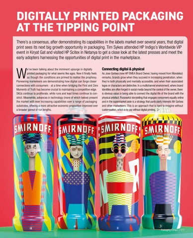 Page 19 of DIGITALLY PRINTED PACKAGING AT THE TIPPING POINT