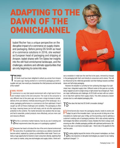Page 25 of ADAPTING TO THE DAWN OF THE OMNICHANNEL