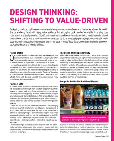 Page 35 of DESIGN THINKING: SHIFTING TO VALUE-DRIVEN