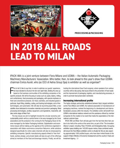 Page 41 of IN 2018 ALL ROADS LEAD TO MILAN