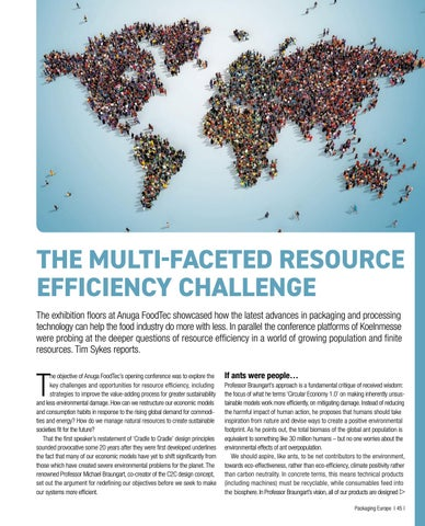 Page 47 of THE MULTI-FACETED RESOURCE EFFICIENCY CHALLENGE