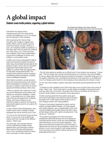 Page 10 of A global impact