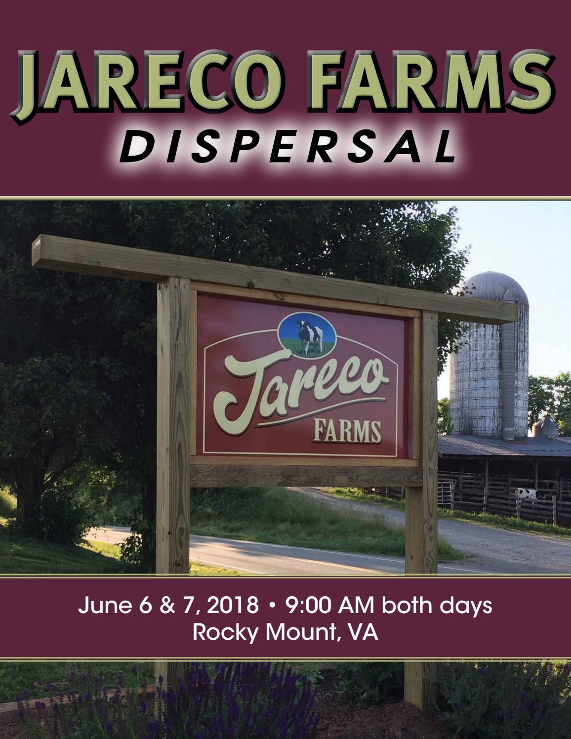 Jareco dispersal 6 6 18 by Dairy Agenda Today - issuu