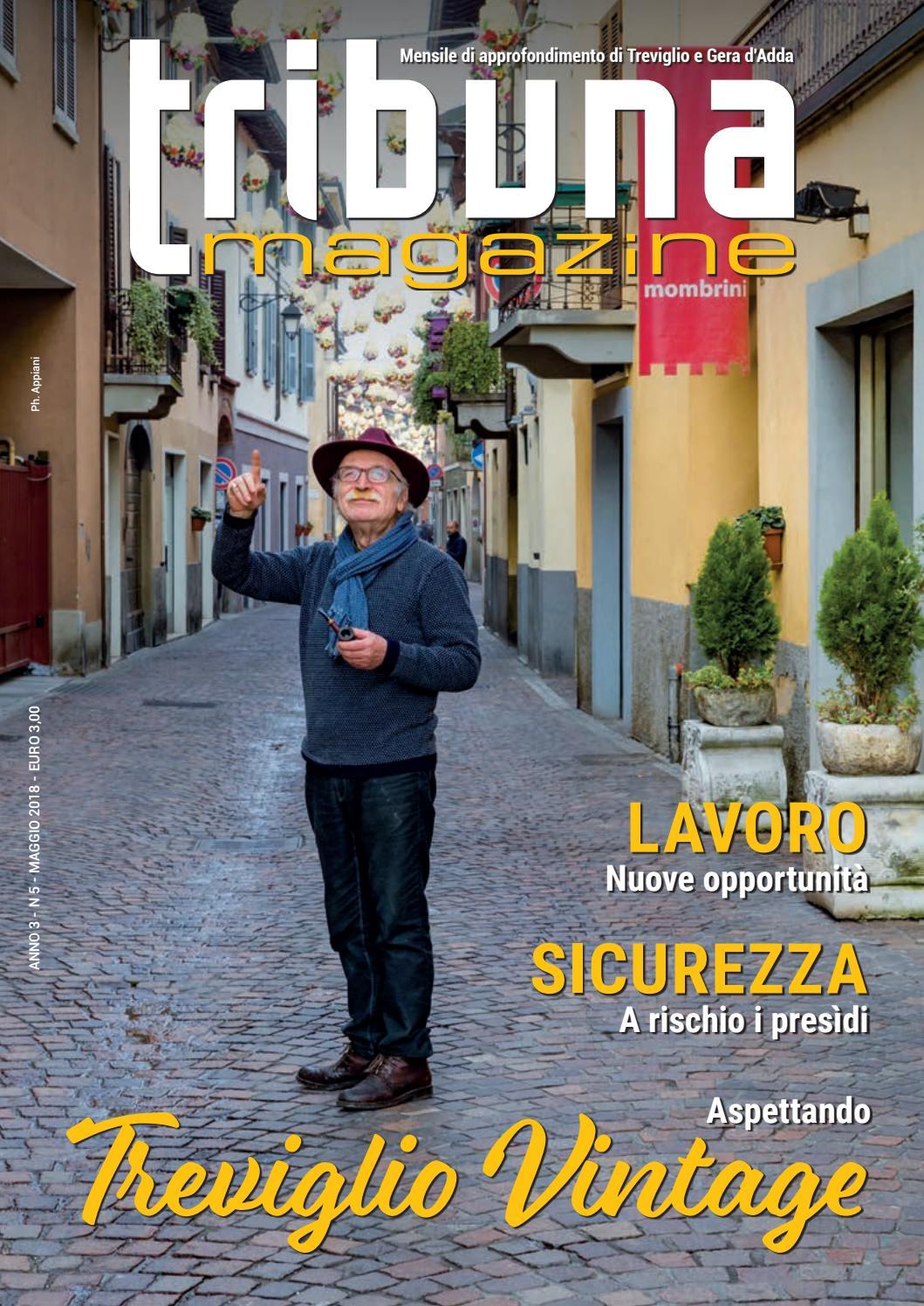 Forma E Colori Treviglio tribuna magazine 2018 05 by lanuovatribuna - issuu