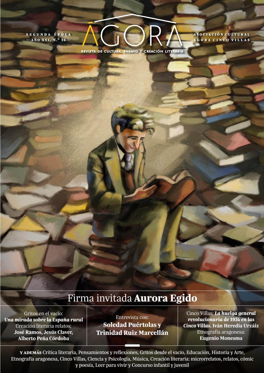 17c145d95c2 Ágora 16 2018 completa by Ágora Revista de cultura