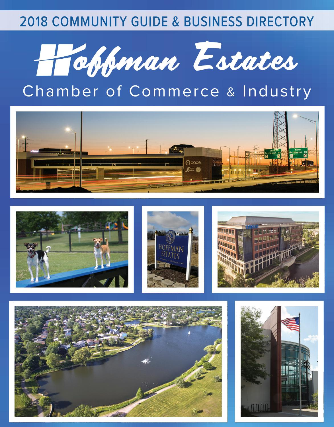 Hoffman Estates Il 2018 Community Guide By Town Square Publications Llc Issuu