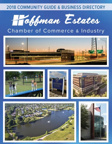 Hoffman Estates Il 2018 Community Guide By Town Square Publications