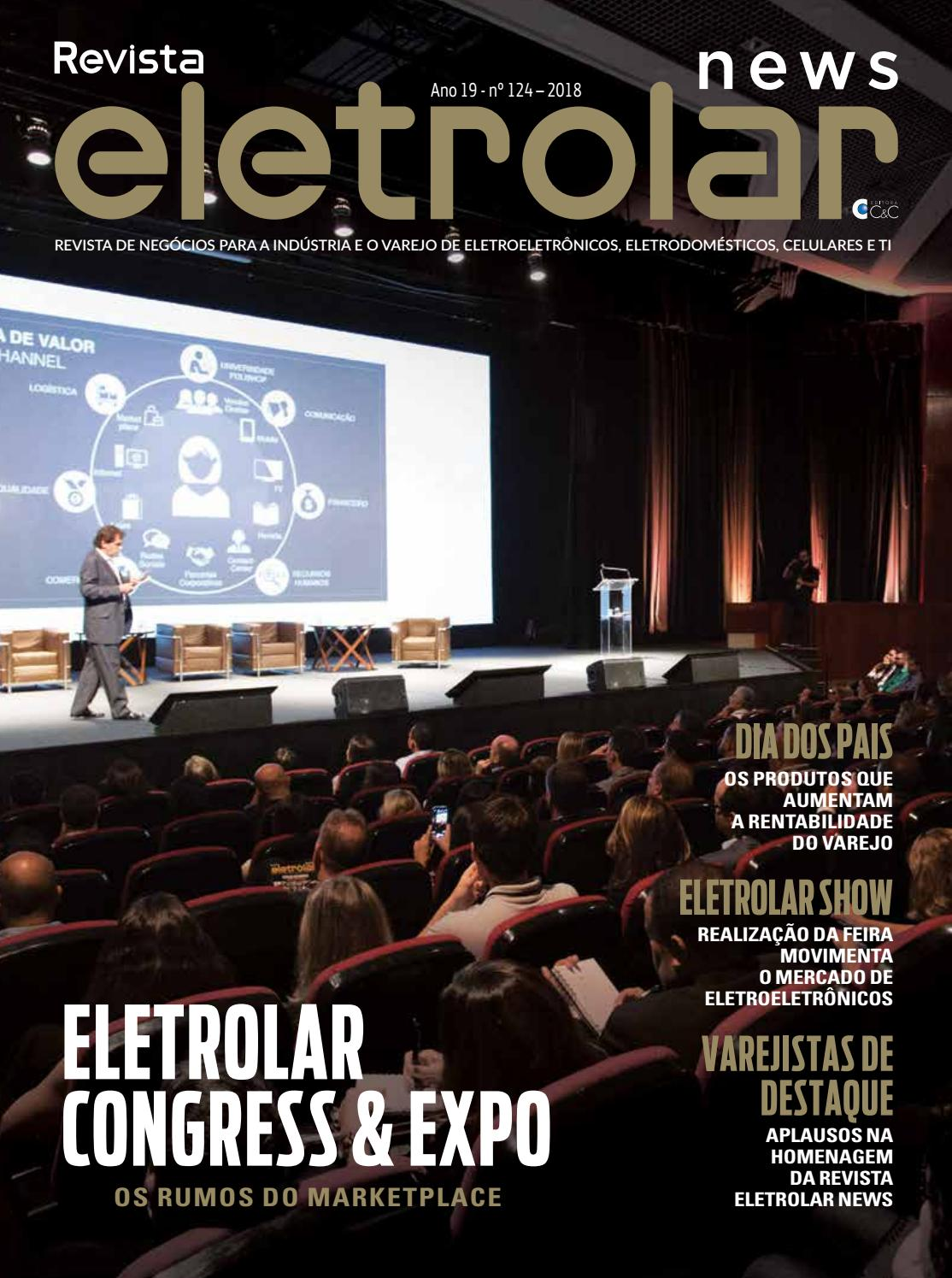 Revista Eletrolar News - Ed. 124 by Grupo Eletrolar - issuu 8b3c8068fc