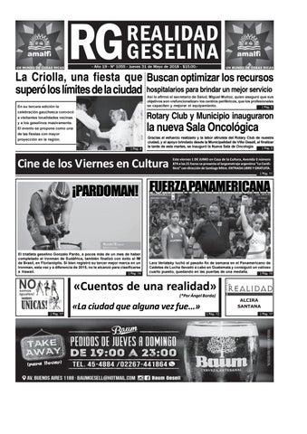 83dda8fc 1055web by Semanario Realidad Geselina - issuu