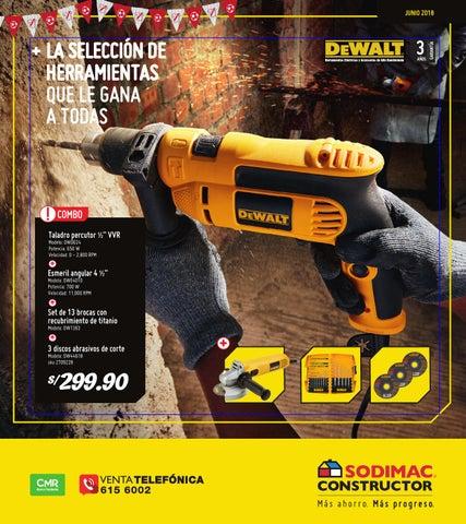 Catalogo Constructor Junio 2018 by Sodimac Perú - issuu 07c1c1ff9432
