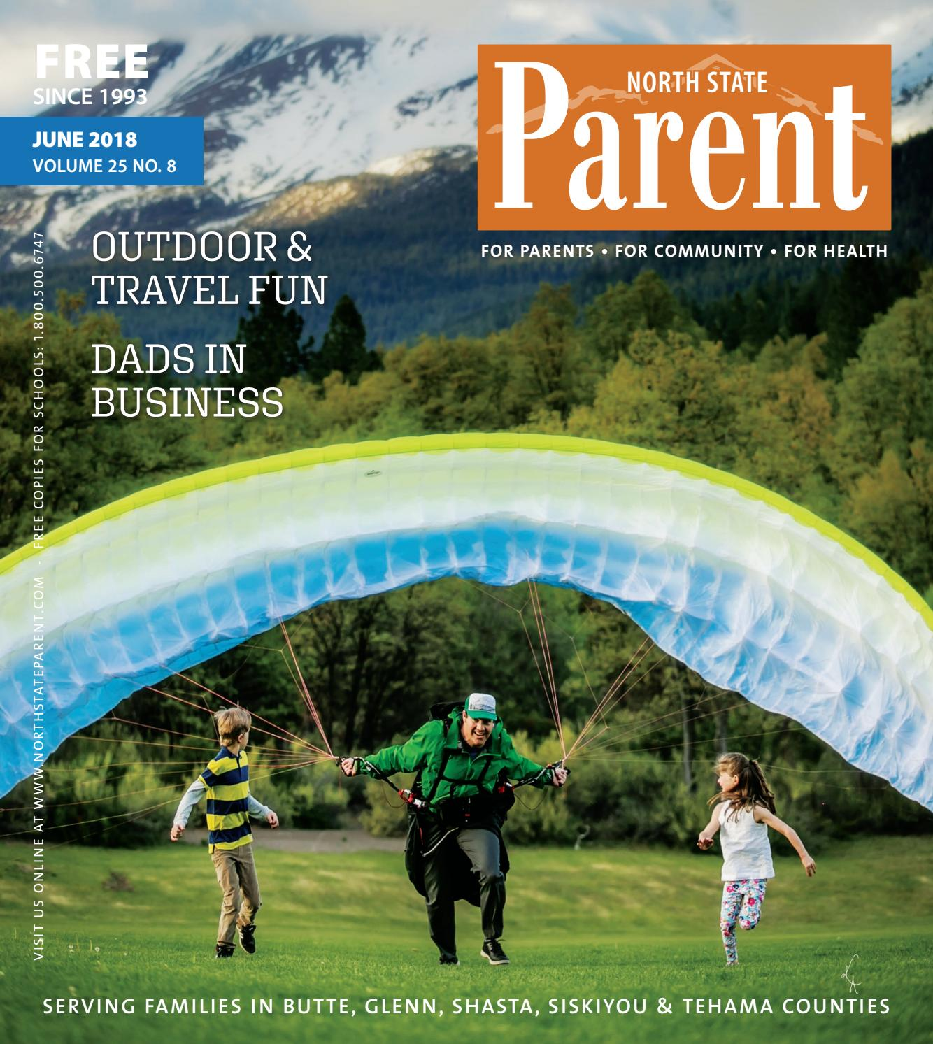 North State Parent June 2018 By North State Parent Magazine
