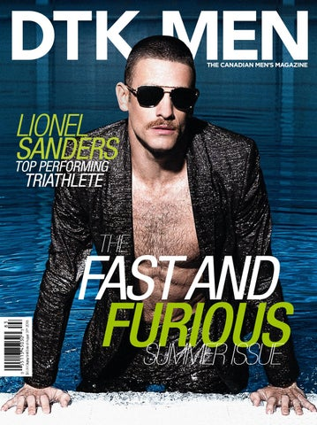 12253050884 DTK MEN THE FAST AND FURIOUS SUMMER ISSUE by Dress to Kill Magazine ...