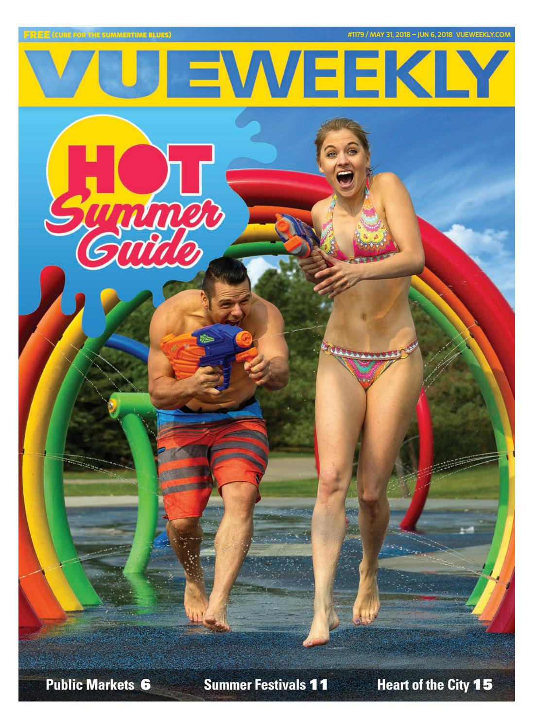 Francine Bbb Porno 1179: hot summer guide 2018vue weekly - issuu