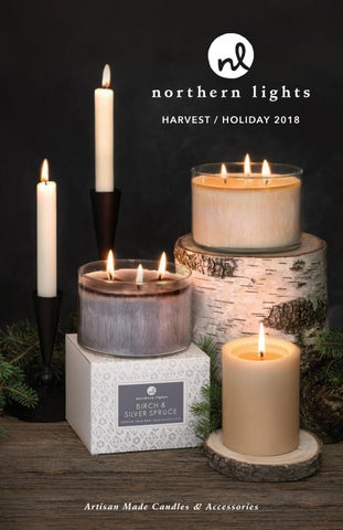 2018 Northern Lights Holiday Catalog by Northern Lights Candles - issuu