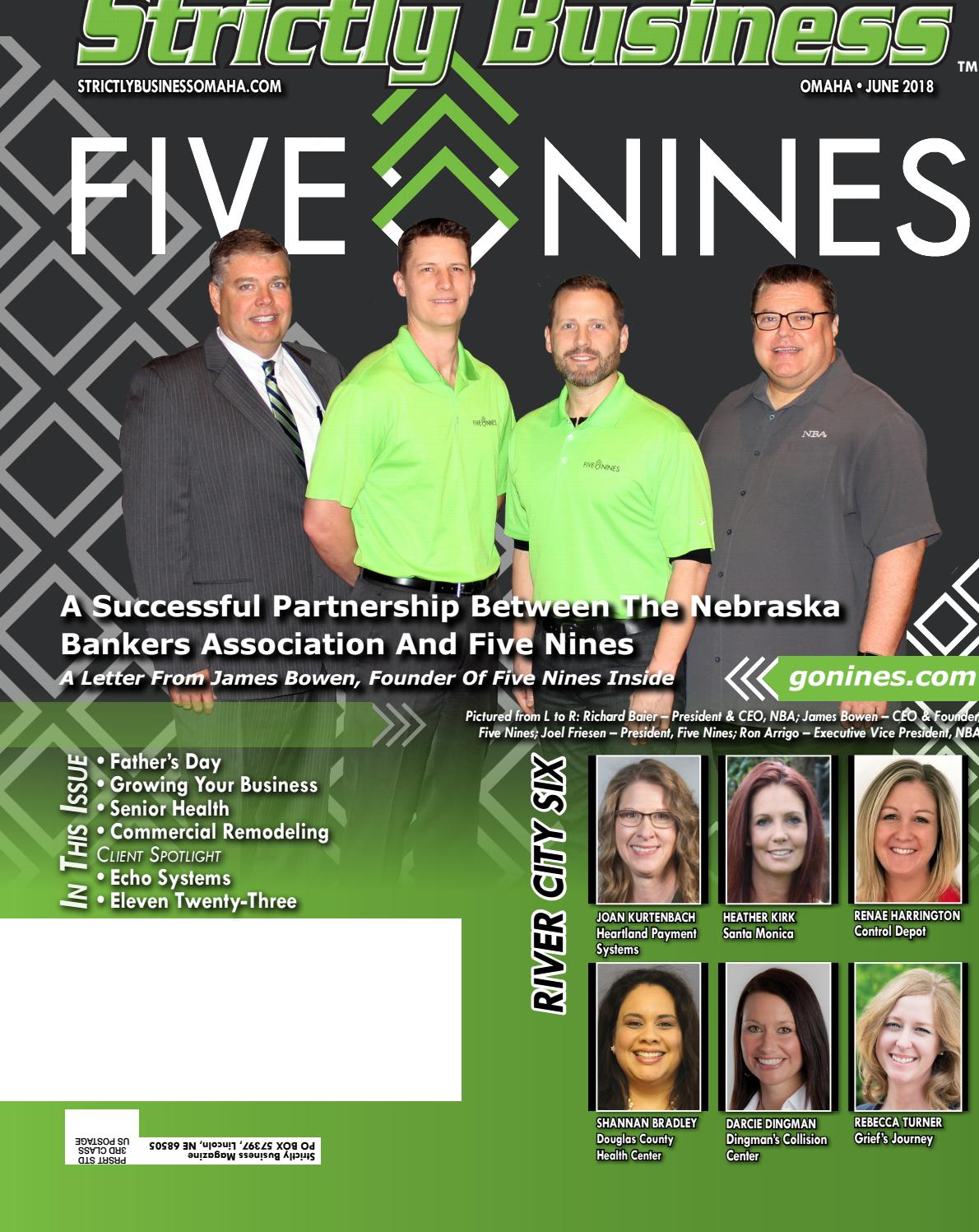 Strictly Business Omaha June 2018 by Strictly Business Magazine - issuu 83322febe