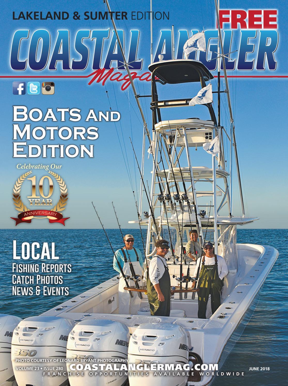 Coastal Angler Magazine June Lakeland Sumter By Usb Campod Breakout Board For Cnc Machine Control Issuu