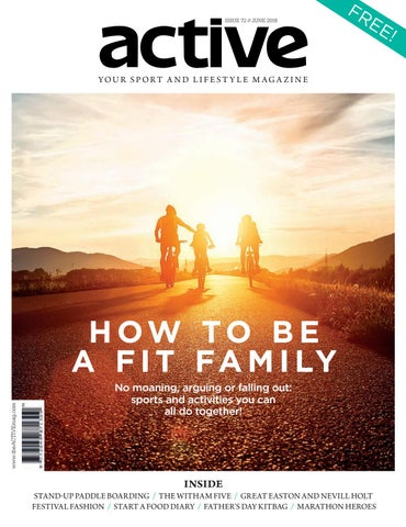 c4019c3caf839 Active Magazine    Stamford   Rutland    June 2018 by Active ...