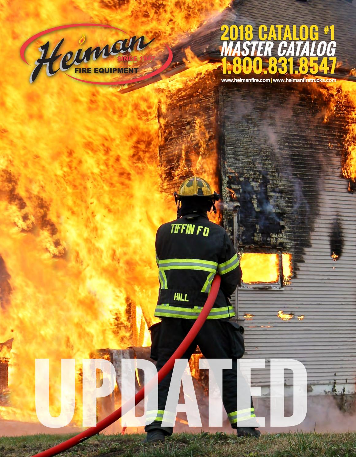 Updated Master Catalog By Heiman Fire Equipment Issuu Freightliner Flb Main Cab Wiring Harness Connectors Diagram