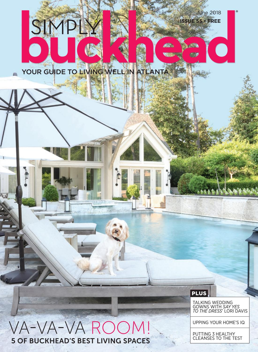 Simply Buckhead June 2018 by Simply Buckhead - issuu