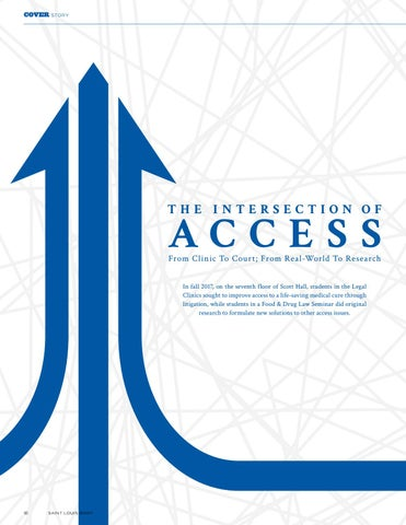 Page 12 of The Intersection of Access: From Clinic to Court; from Real-World to Research