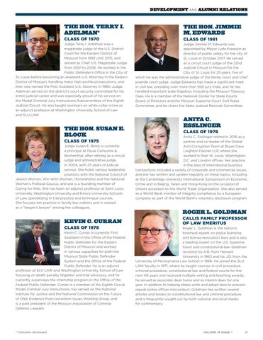 Page 23 of Order of the Fleur de Lis Hall of Fame 2017 Inductees