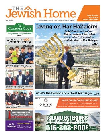 Five Towns Jewish Home 5 31 18 By Yitzy Halpern Issuu