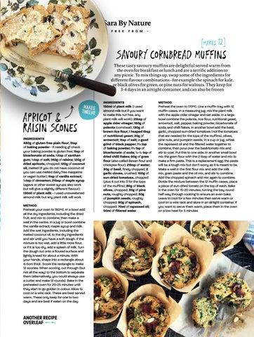 Page 63 of Savoury Cornbread Muffins