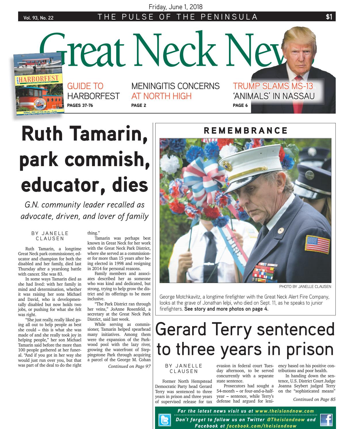 Great Neck News 2018 06 01 by The Island Now - issuu 46f637eb3c5
