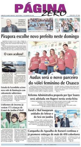 Página Zero Edição nº 1346 (01 06 2018) by Para acessar o seu Página ... 15f7b6836640c