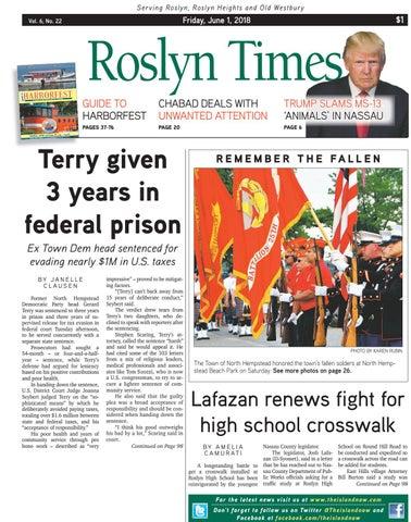 Roslyn Times 2018 06 01 by The Island Now - issuu dda699e6551