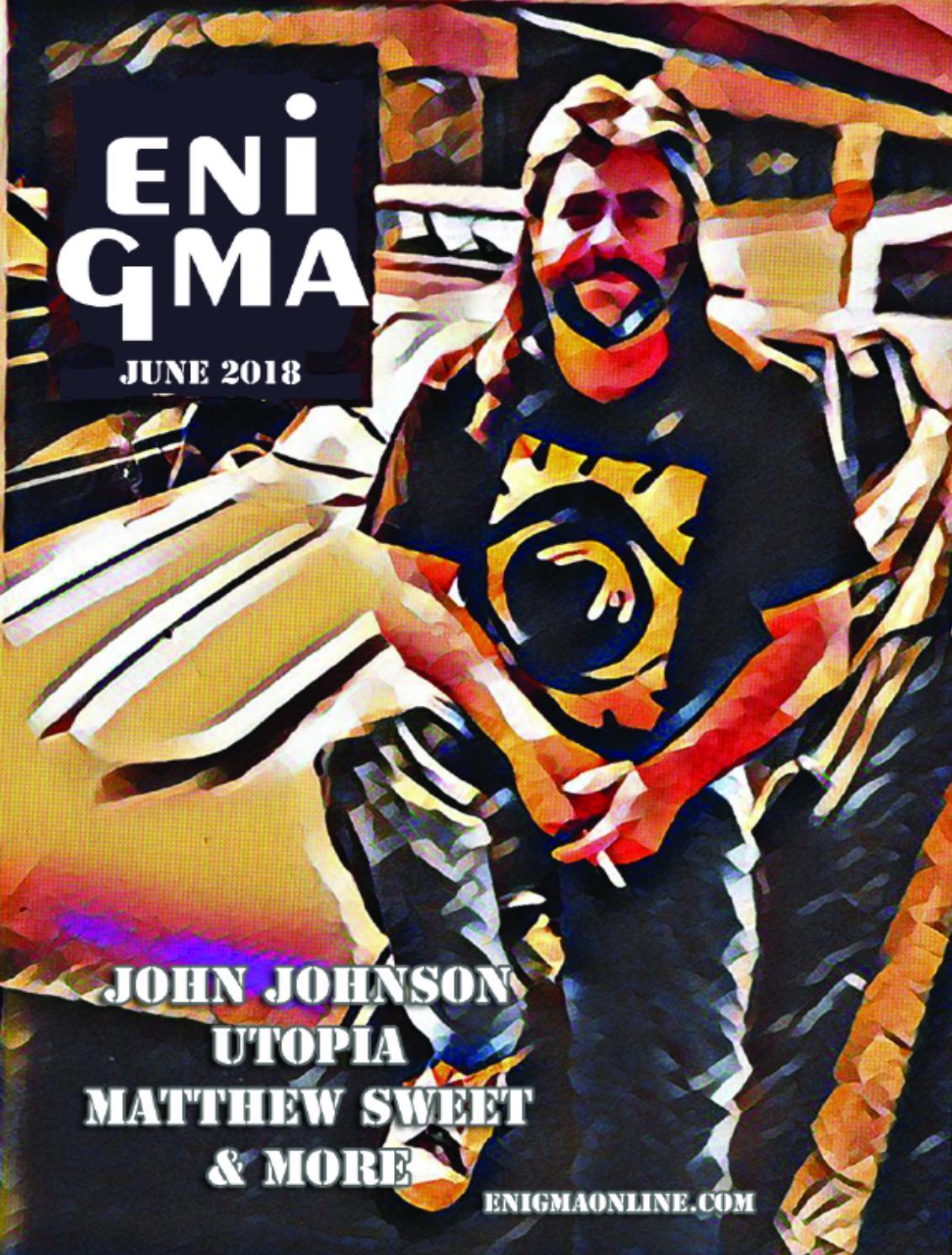 Enigma 6:18 by Enigma Magazine - issuu
