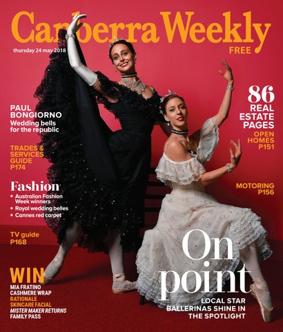 24 May 2018 by Canberra Weekly Magazine - issuu d023204ec