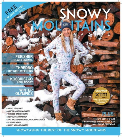8143f5306850 Snowy Mountains Magazine by provincial press group - issuu