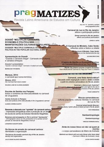 O bairro do Recife e a Economia Criativa  do Carnaval Multicultural ... 78e7a0a9634b9