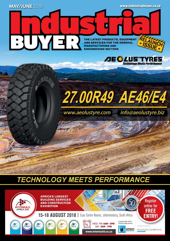 Industrial Buyer May/June 2018