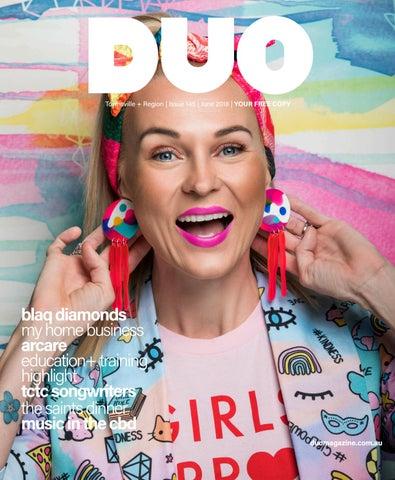 e2a3fe79a2a9e9 DUO Magazine June 2018 by DUO Magazine - issuu