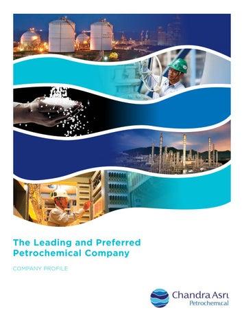 Chandra Asri Petrochemical–Company Profile