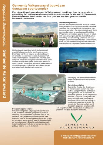 Page 8 of Gemeente Valkenswaard en Bouwschool Breda