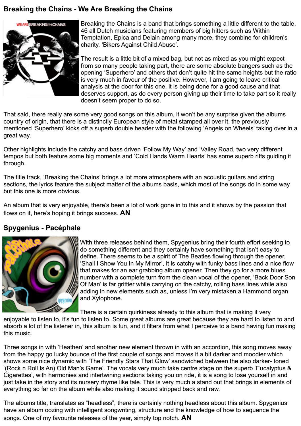 Issue 49 of Stencil Mag by Stencil Mag - issuu