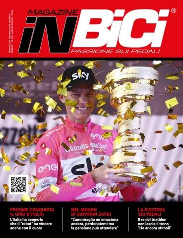 iNBiCi magazine anno 10 - 5 6 Maggio-Giugno 2018 by iNBiCi Magazine ... e0c88186f56