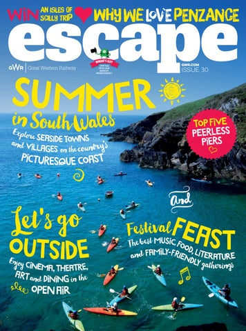 Escape Issue 30 By Think Publishing Issuu