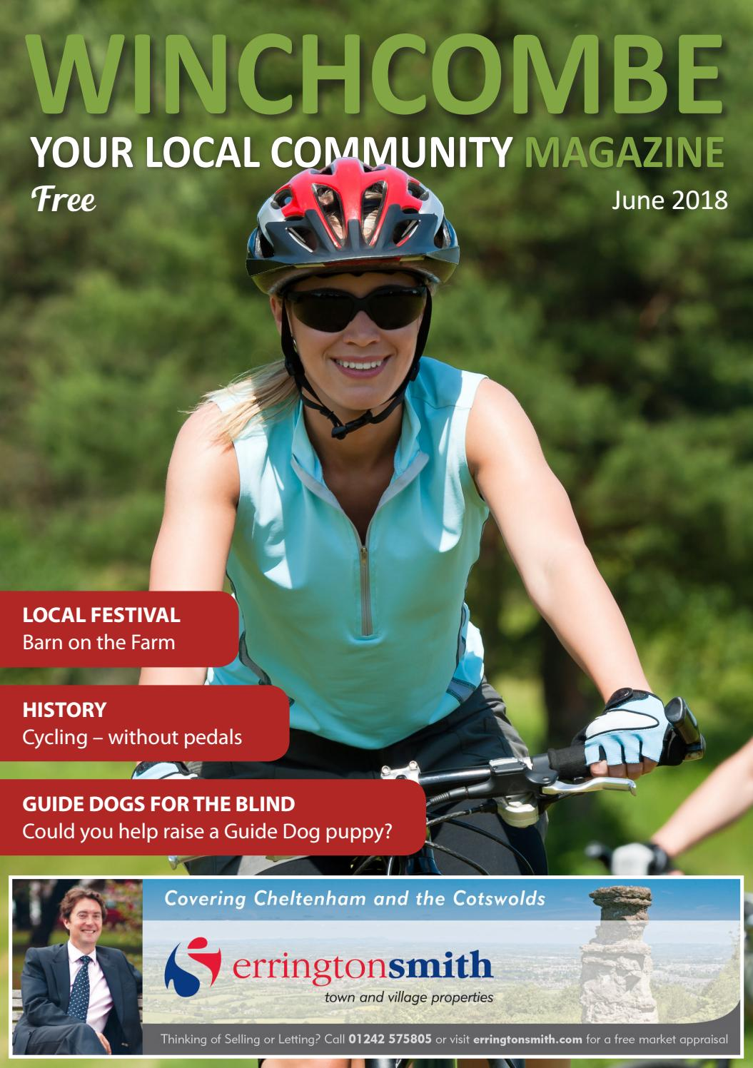 Winchcombe June\'18 by Glos Directories - issuu