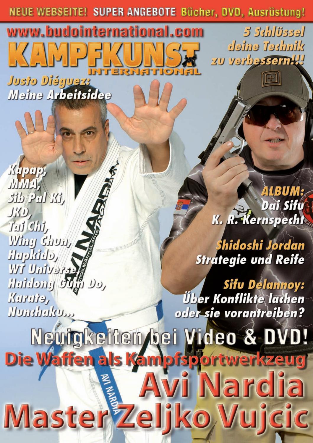 Kampfkunst Budo International 359 Mai Teil 2 2018 By Budo