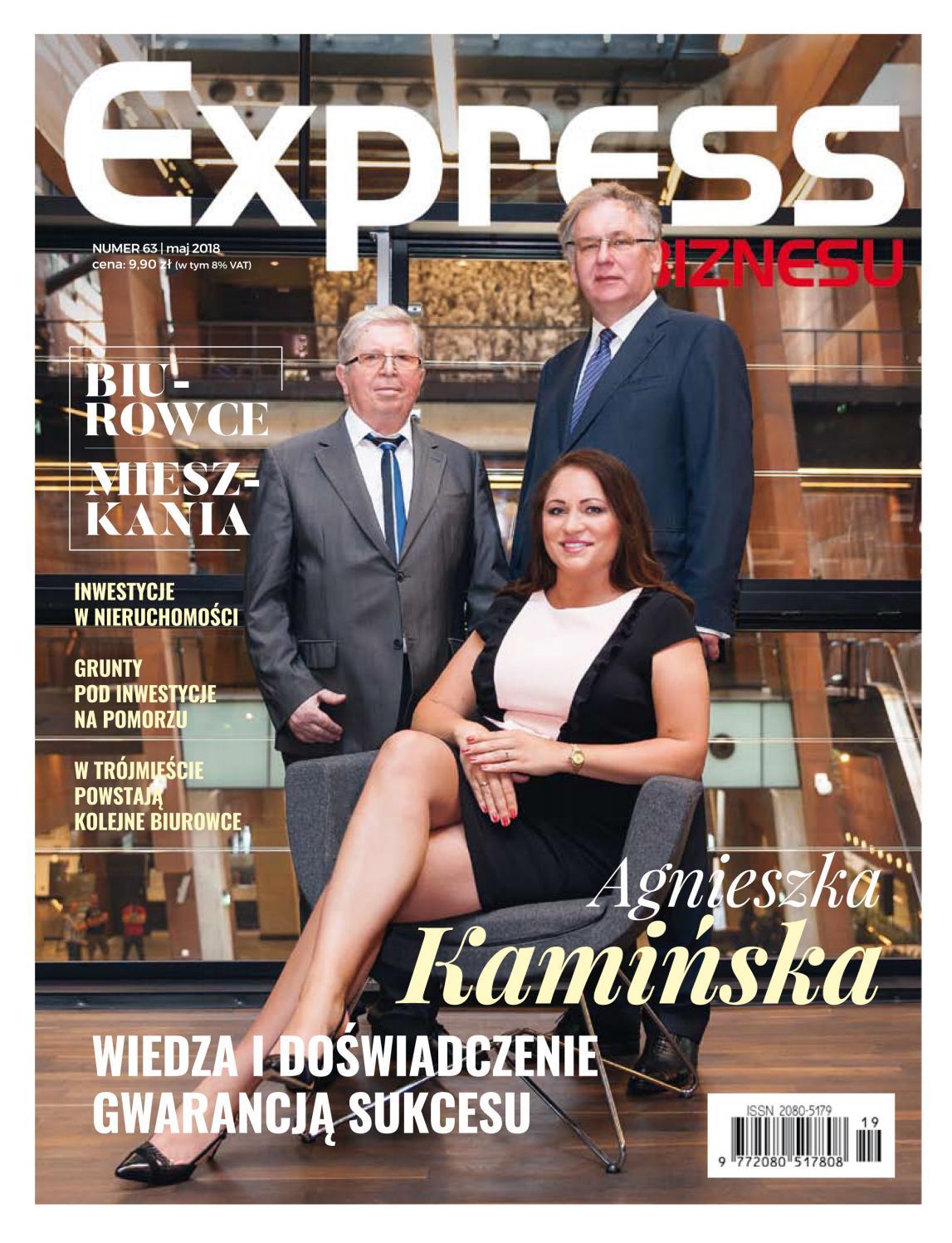 d1503c6c6918c Express Biznesu 63 by expressy.pl - issuu