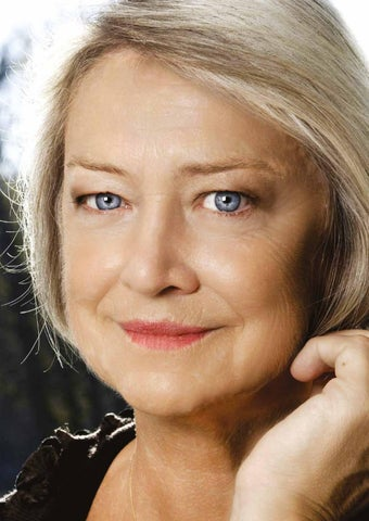 Page 34 of The Fellowship: Kate Adie interview feature