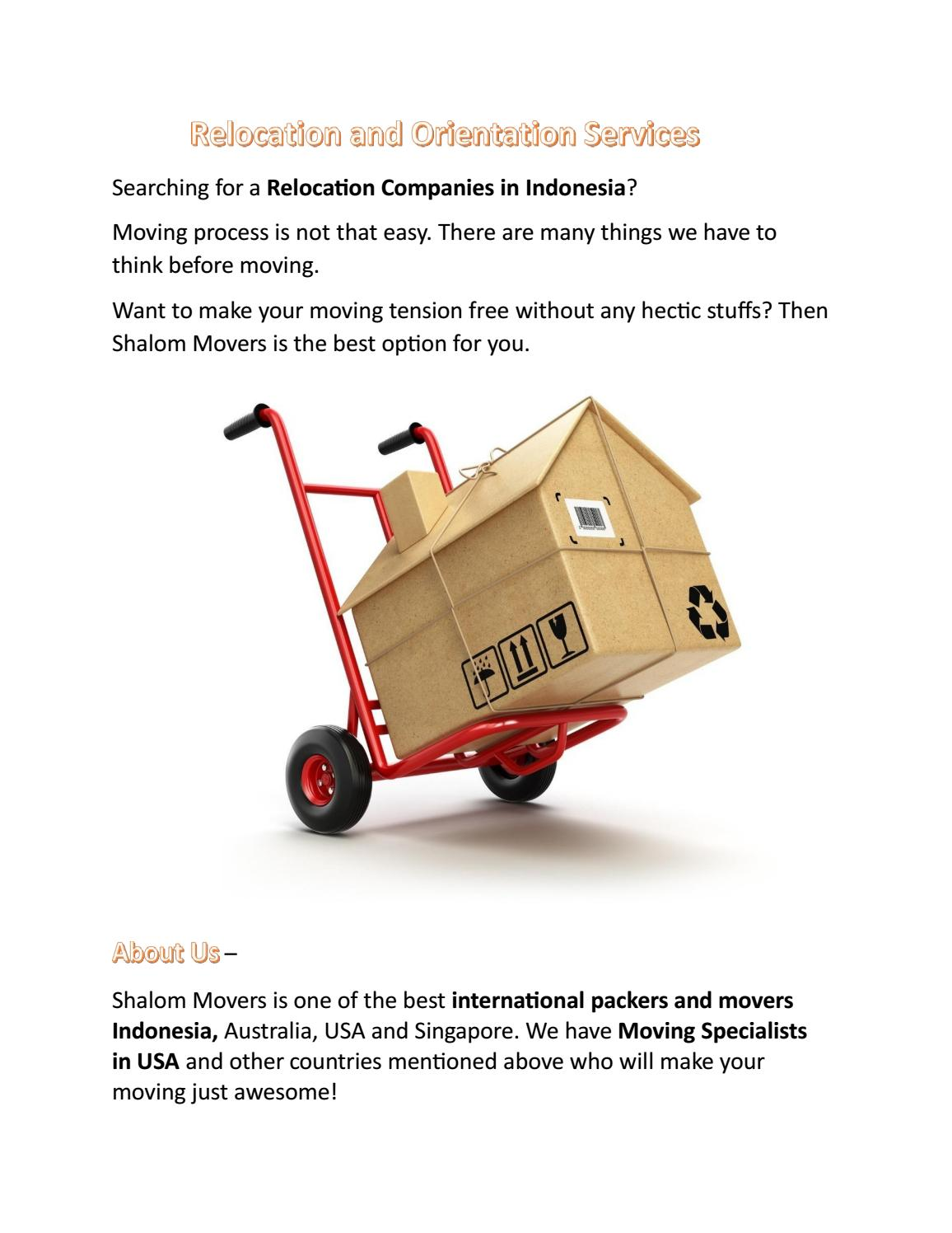 Best international moving company indonesia copy 1 by Shalom